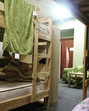 Небольшой номер в хостеле