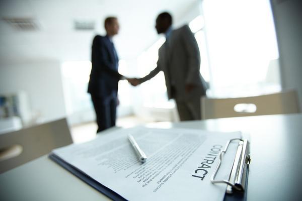 Заключение договора с инвестором