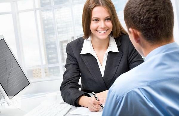 Консультации с банковским сотрудником