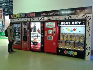 Автоматы для вендингового бизнеса
