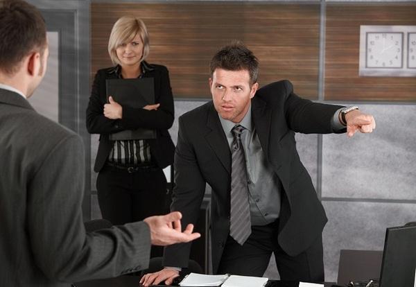 Незаконное увольнение с работы