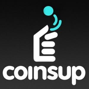 Логотип сервиса CoinsUp.