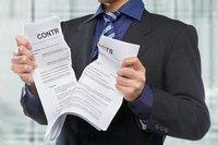 Договор бытового подряда ГК РФ - образец и правила оформления