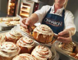 Пекарня Синнабон