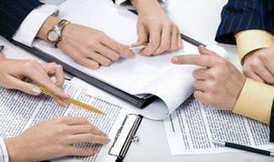Сбор документов для проведения реорганизации