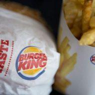 Блюда из Бургер Кинга