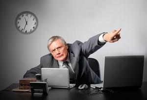Увольнение с работы по придуманным причинам