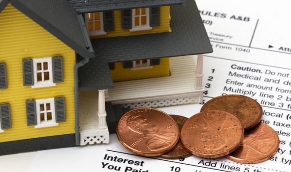 купила квартиру в ипотеку когда платить налог на имущество