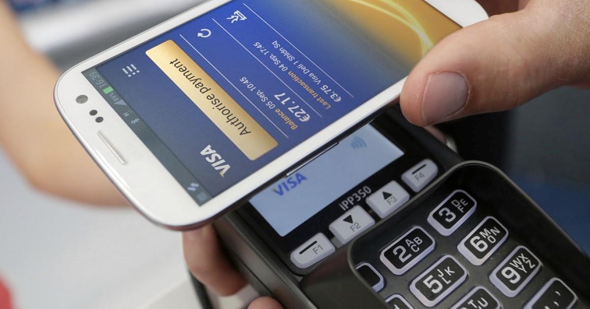 Платежи с помощью телефона