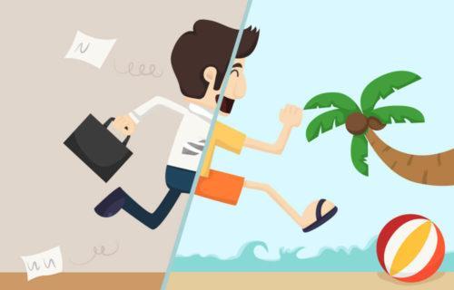Как оформить отпуск за свой счет: образцы заявления