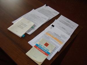 Документы для проведения аттестации