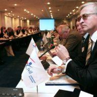 Бизнес-семинар в России