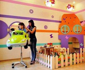 Салон детских фото и красоты