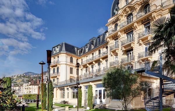 Hotel Institute Montreux - институт управления