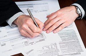 Заполнение документов после инвентаризации