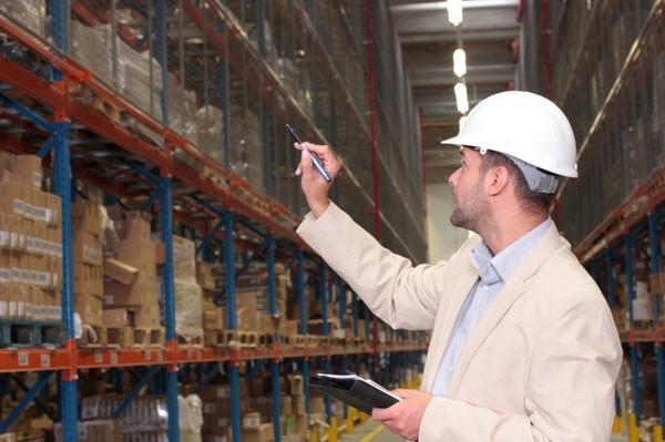Пересчет товаров во время инвентаризации