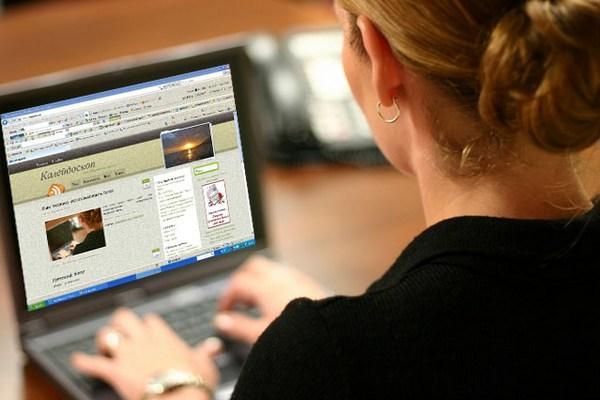 Написание статей в свой блог