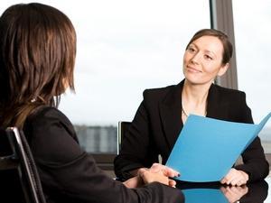 Интервью при приеме на работу