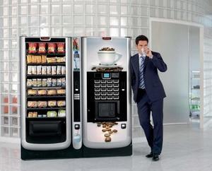 Автоматы по продаже кофе