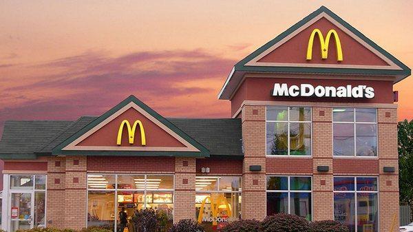 Макдональдс в США