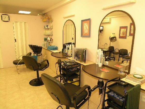 Стильная парикмахерская