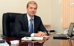 Генеральный директор на предприятии