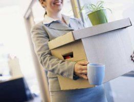 Увольнение при переезде