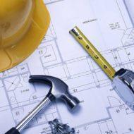 План строительства с инструментами