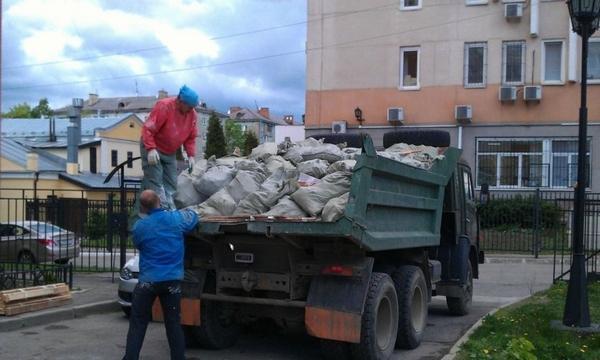 Договор на вывоз бытового мусора