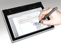 Подпиать документ электронной подписью