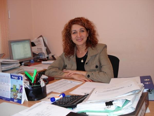 Секретарь делопроизводитель