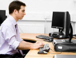 Работа системного администратора