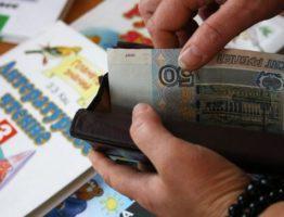 Заработок бюджетников