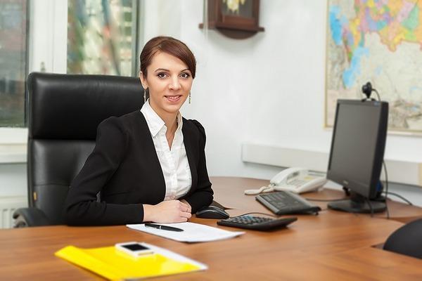 Главный бухгалтер за работой