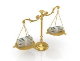 разница между дебиторской и кредиторской задолженностью