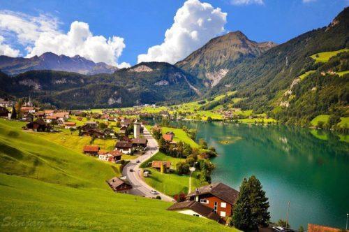 Богатство Швейцарии