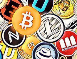 Много разных монет