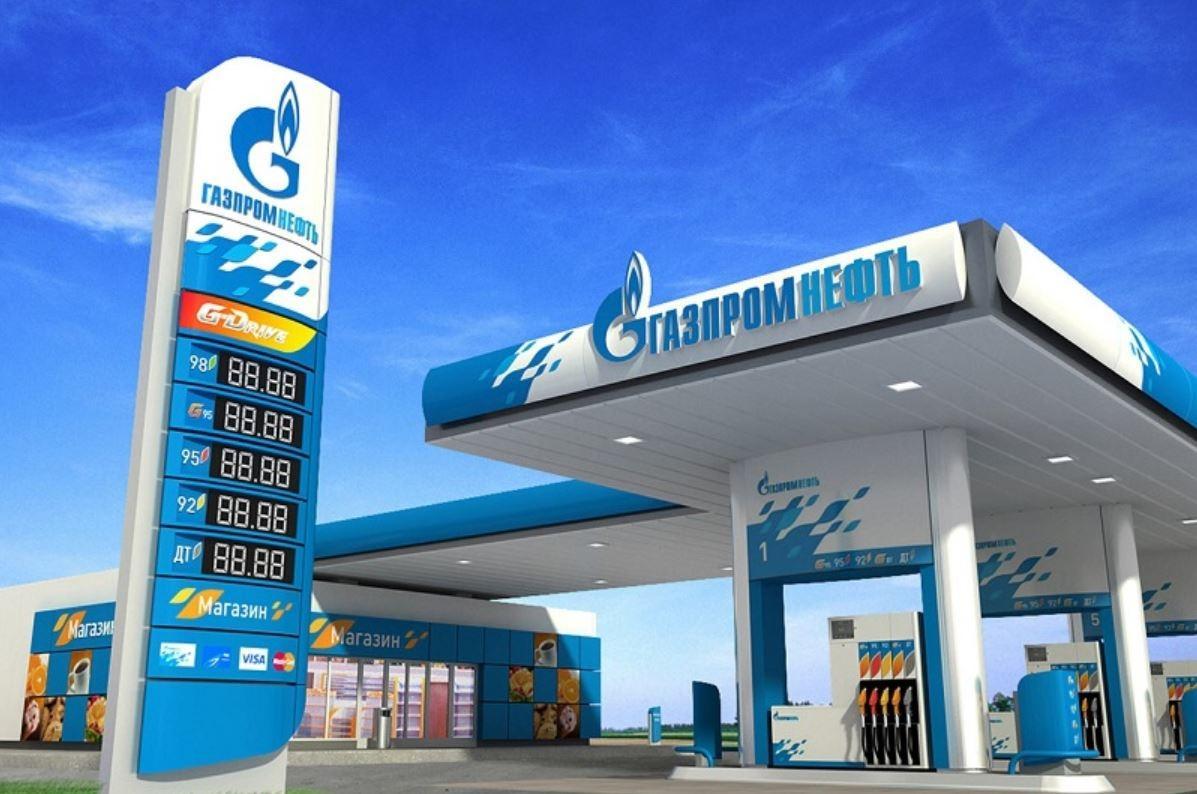 Автозаправка на которой можно расплатиться топливной картой