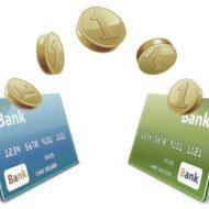 Монеты над финансовым продуктом