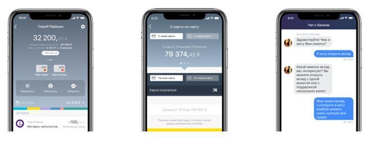 Мобильное приложение для управления картами