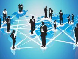 Структура сетевого маркетинга