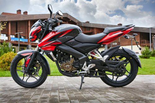 Мотоцикл, выставленный на продажу