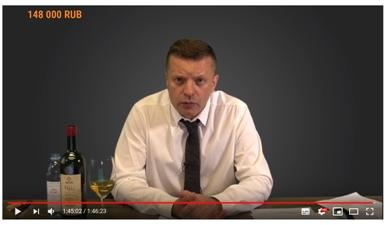 журналист Леонид Парфёнов