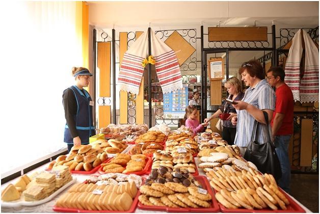 Продажа «быстрой еды» на соревнованиях
