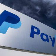 Логотип PayPal