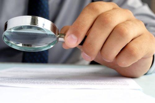 Пристальная проверка документов перед покупкой жилья