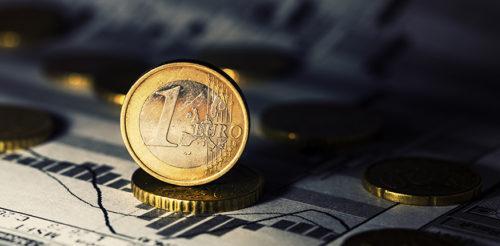 Евро на бумагах с расчетом дефлятора