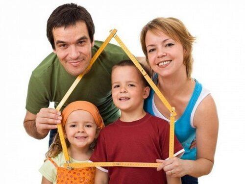 Семья мечтает купить квартиру за средства мат. капитала
