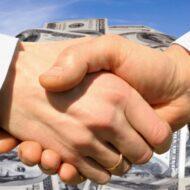 Заключение сделки