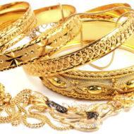 Проверка золотых украшений